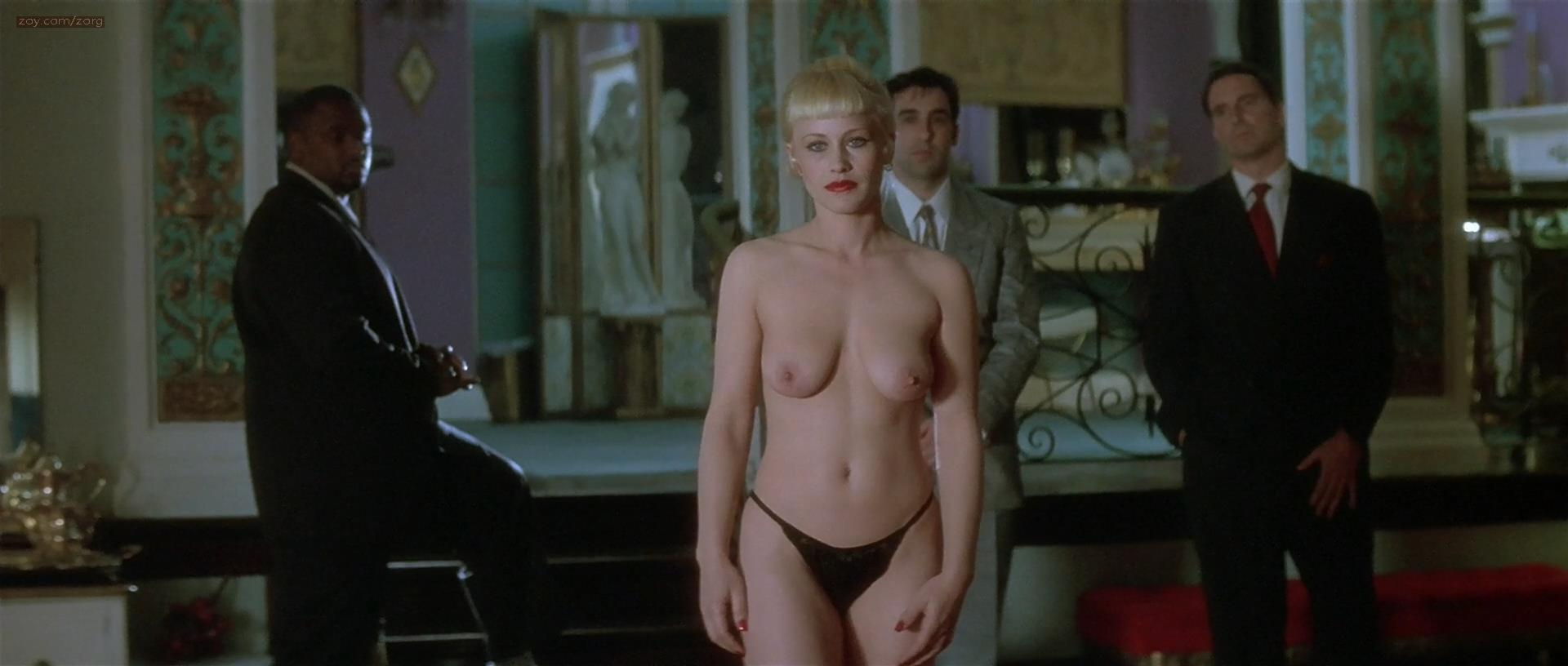 Patricia Arquette nude topless and sex - Lost Highway (1997) hd1080p