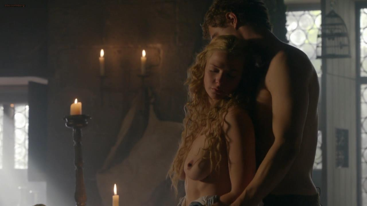 Rebecca Ferguson nude topless and sex - The White Queen UNCUT (2013) s1e1 hd720p