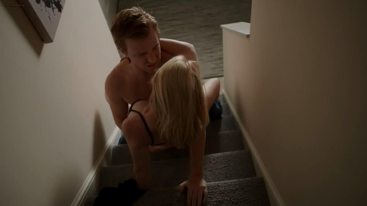 Claire Danes hot sex on the stairs - Homeland (2013) s3e1 hd720