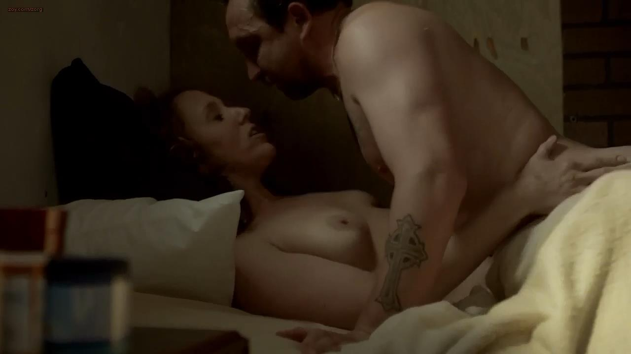 Brooke Smith nude brief topless - Ray Donovan (2013) s1e11 hd720p