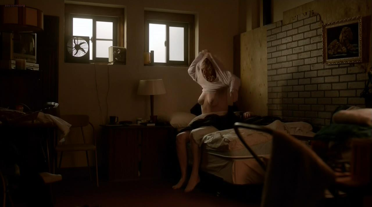 Brooke Smith nude brief topless - Ray Donovan (2013) s1e5 hd720p