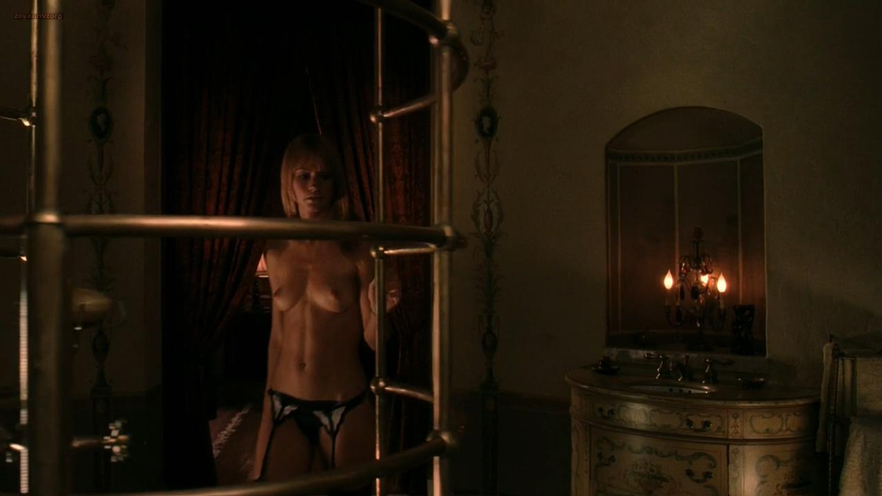 Cameron richardson nude rise hunter 2007 3