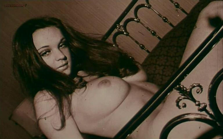 Christina Lindberg nude full frontal bush and lot of sex  – Exposed (1971)