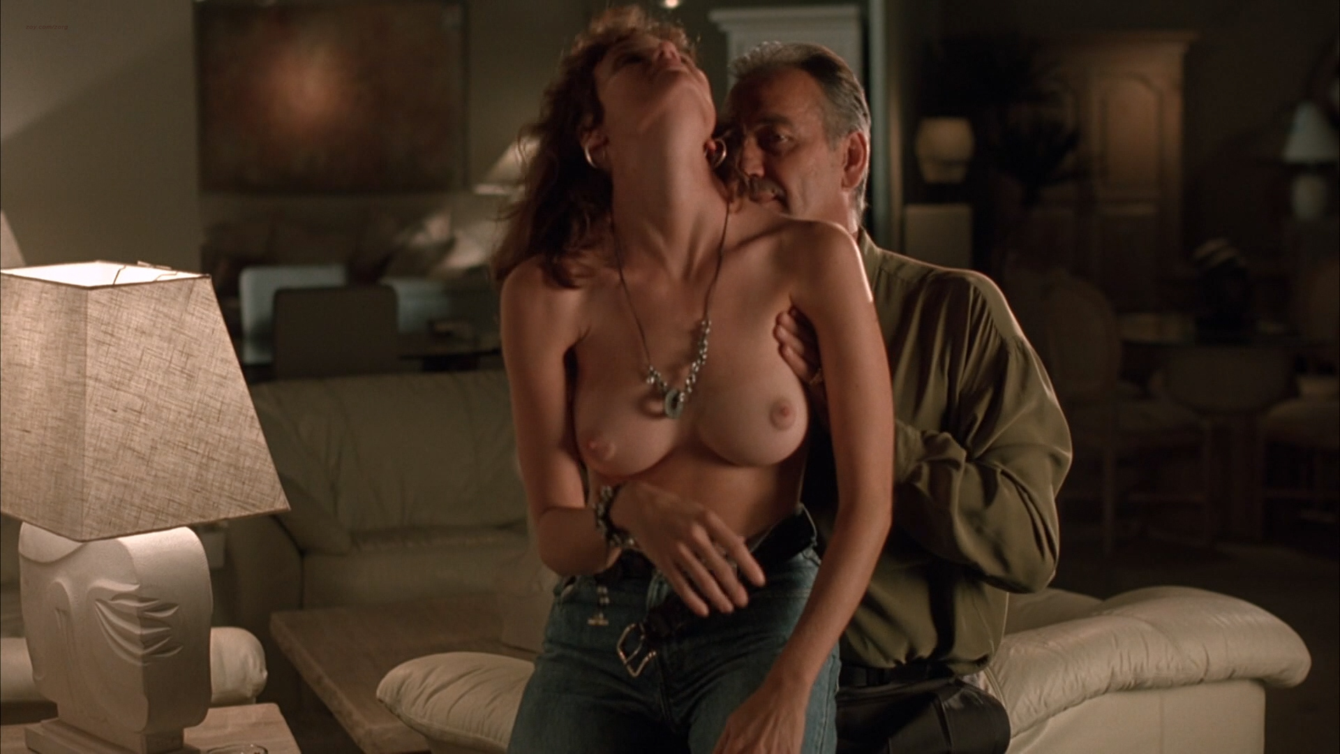 Seems me, Mimi rogers naked