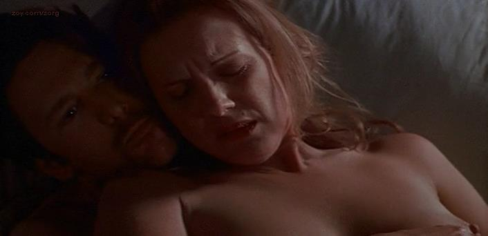 Elizabeth Perkins nude topless and sex - I'm Losing You (1998)