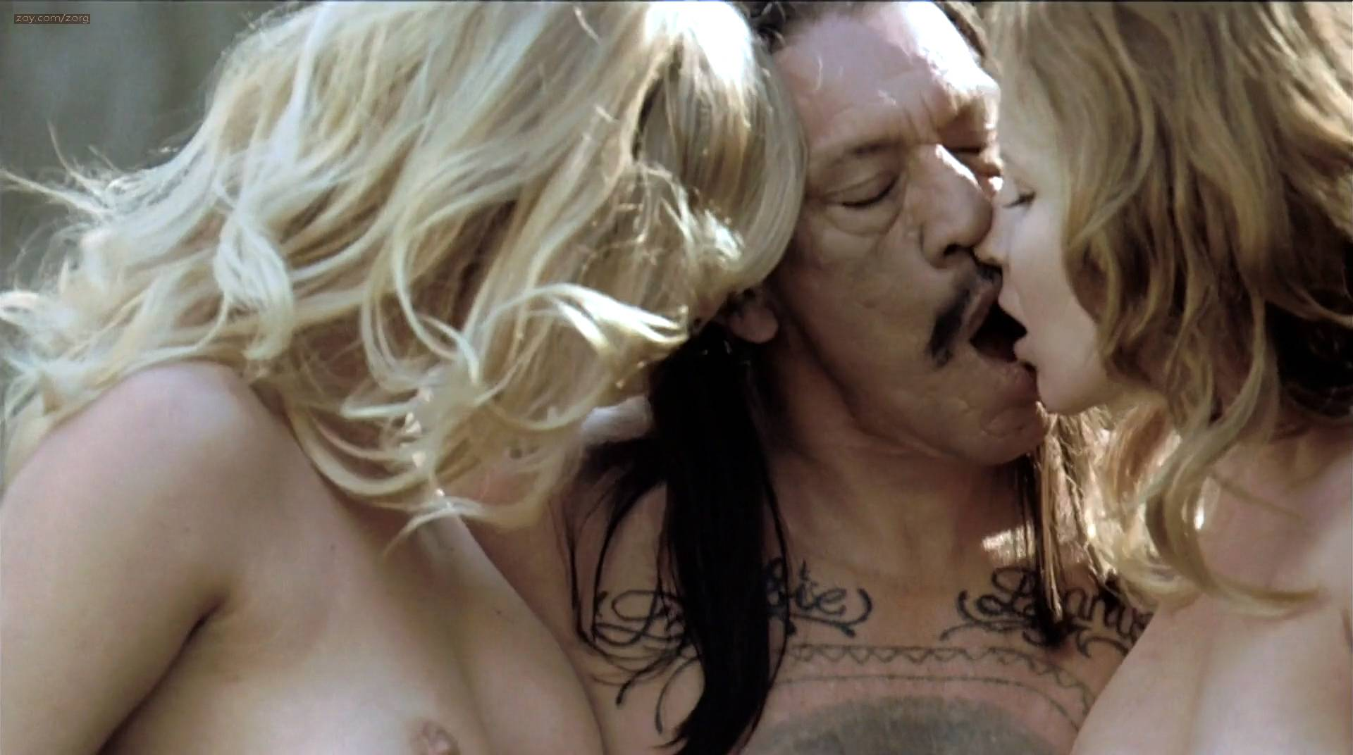 Worked lohan nude clip from machete huge cock