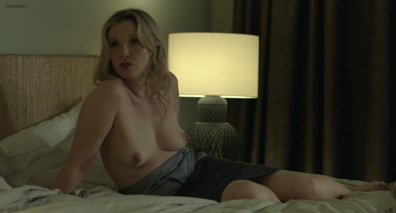 Julie Delpy nude topless - Before Midnight (2013) hd720p