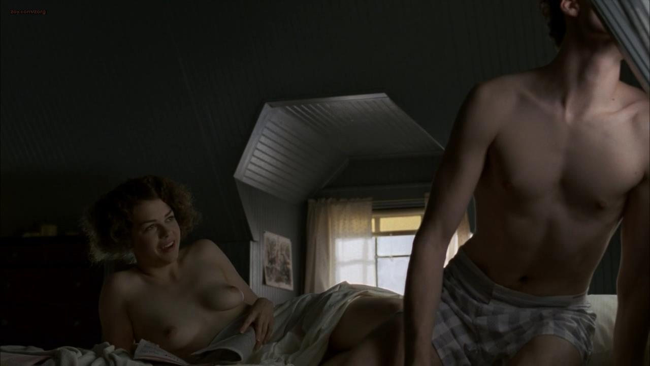Kayla Ferguson nude topless - Boardwalk Empire (2013) s04e07 hdtv720p