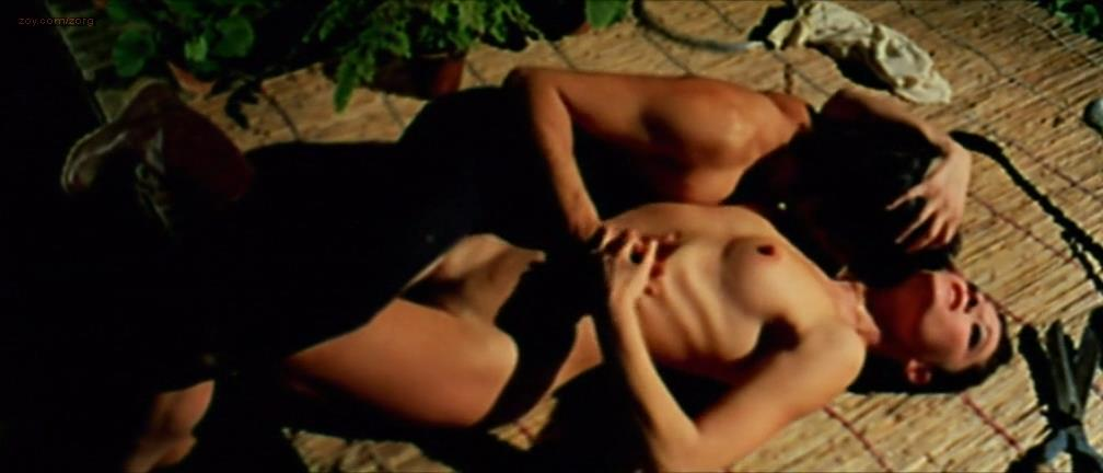 Rosalba Neri nude topless and bush - Slaughter Hotel (1971)