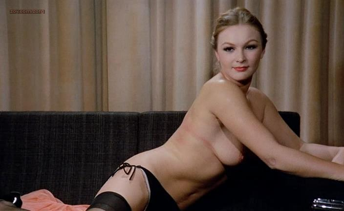 Soledad Miranda nude topless bush and Alice Arno nude topless - Eugenie De Sade (1970)