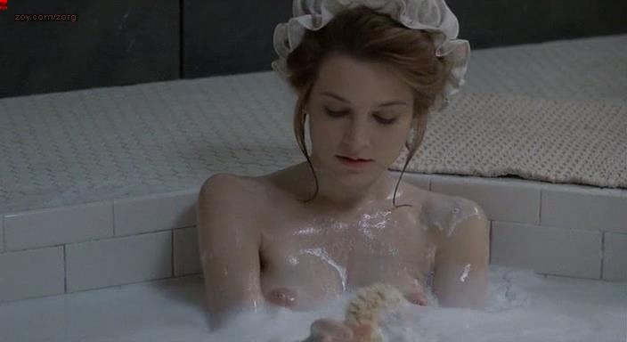 Bridget Fonda nude topless - The Road to Wellville (1994)