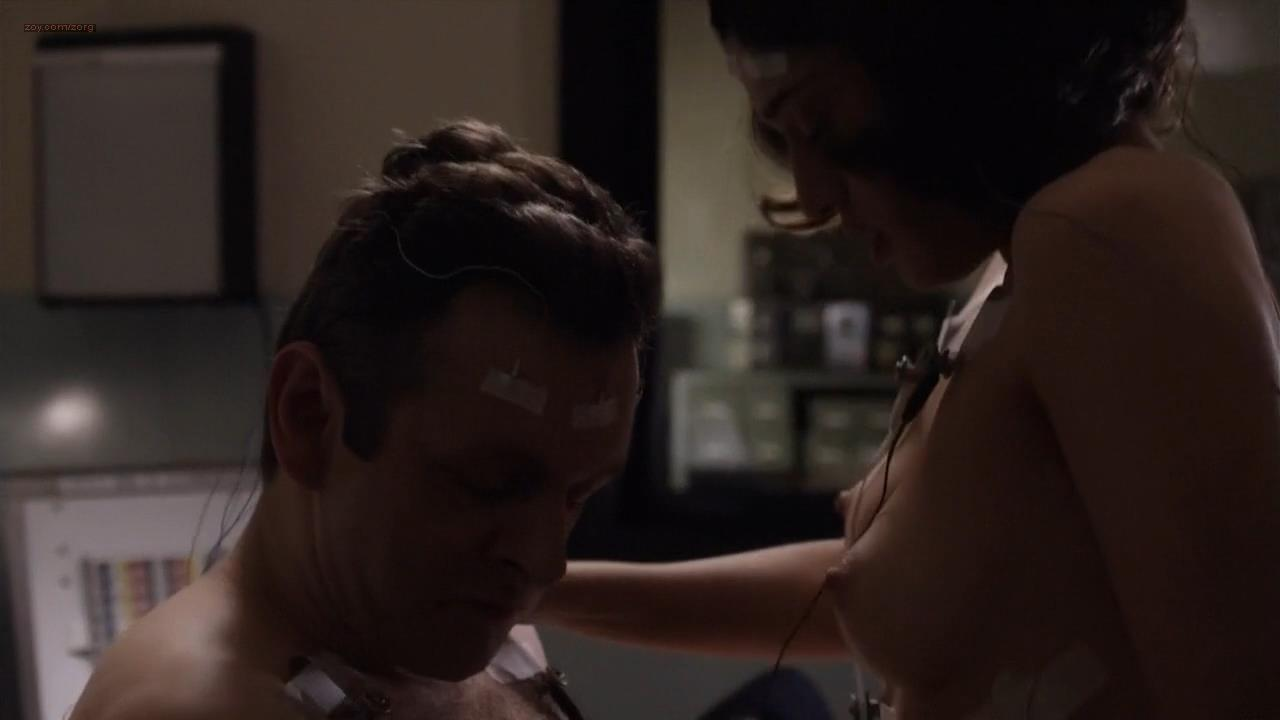 Lizzy Caplan nude topless and sex Rose Mclever nude topless and Allison Janney nude topless and sex – Masters of Sex (2013) s1e7 hdtv720p