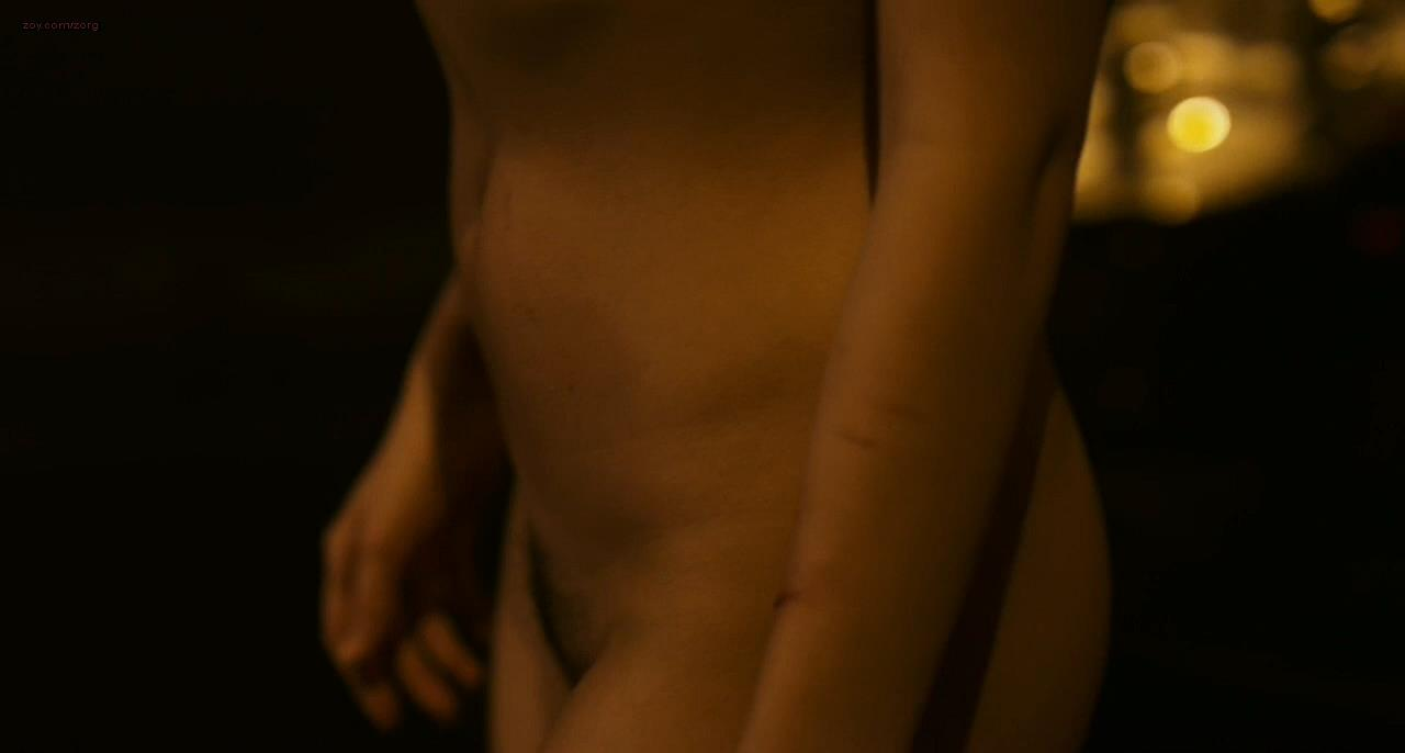 Lola Creton nude full frontal disturbing scene - Bastards (2013) hd720p
