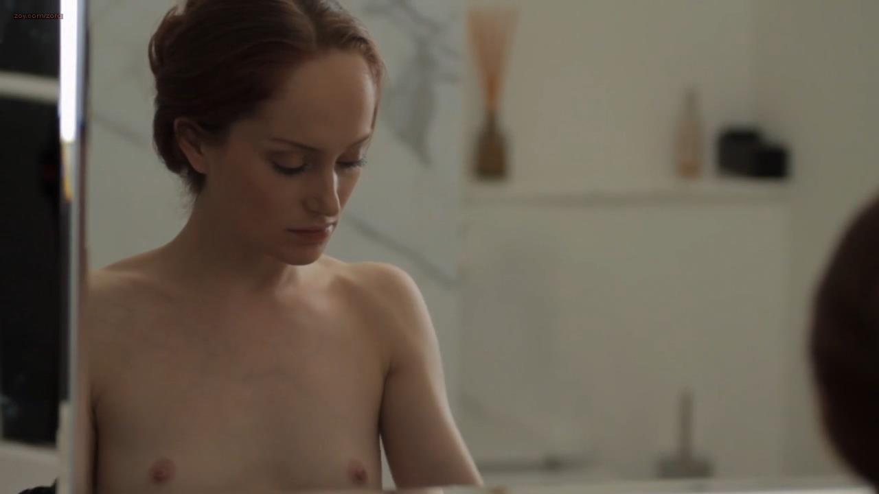 Lotte Verbeek nude topless and smoking fetish and Rebecca Night nude topless in the bath – Suspension of Disbelief (2012) hd720p