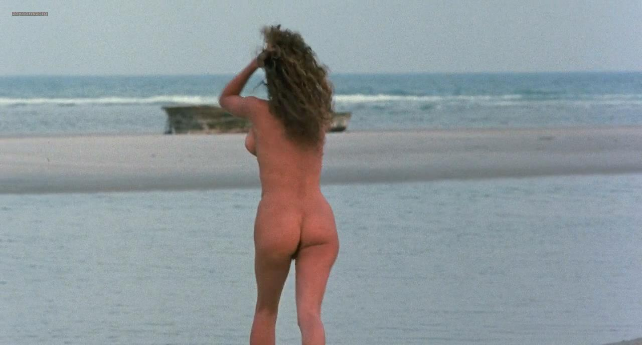 Deborah Richter nude butt naked and brief nude topless – Cyborg (1989) hd720p