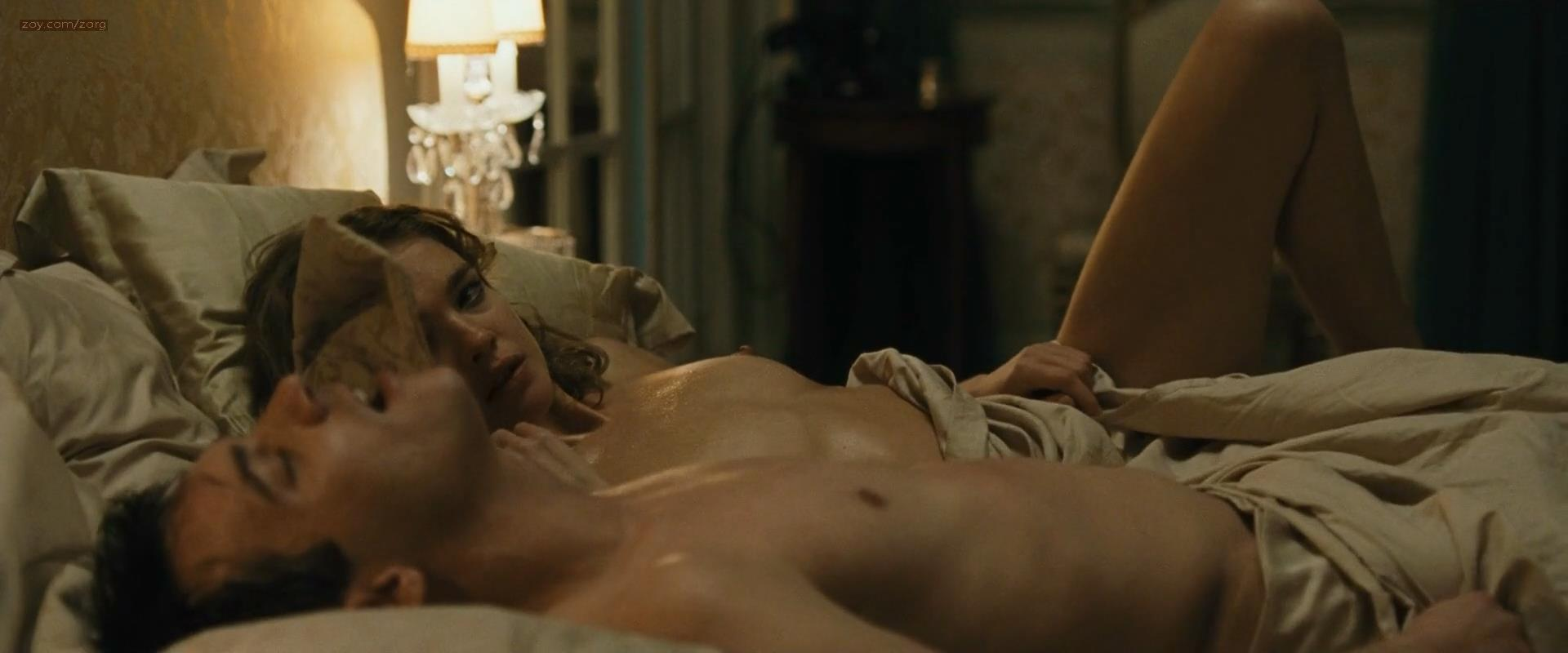 Natalia Vodianova nude topless butt and sex - Belle du Seigneur (2012) hd1080p