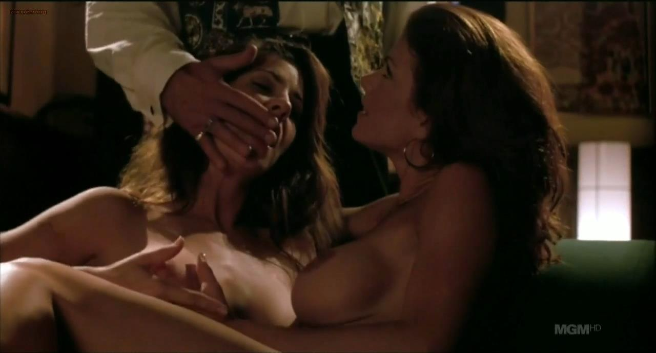 nude man with group of girls gif