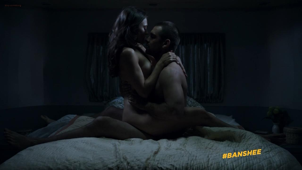 Trieste Kelly Dunn nude topless and sex - Banshee (2014) s2e3 hd720p