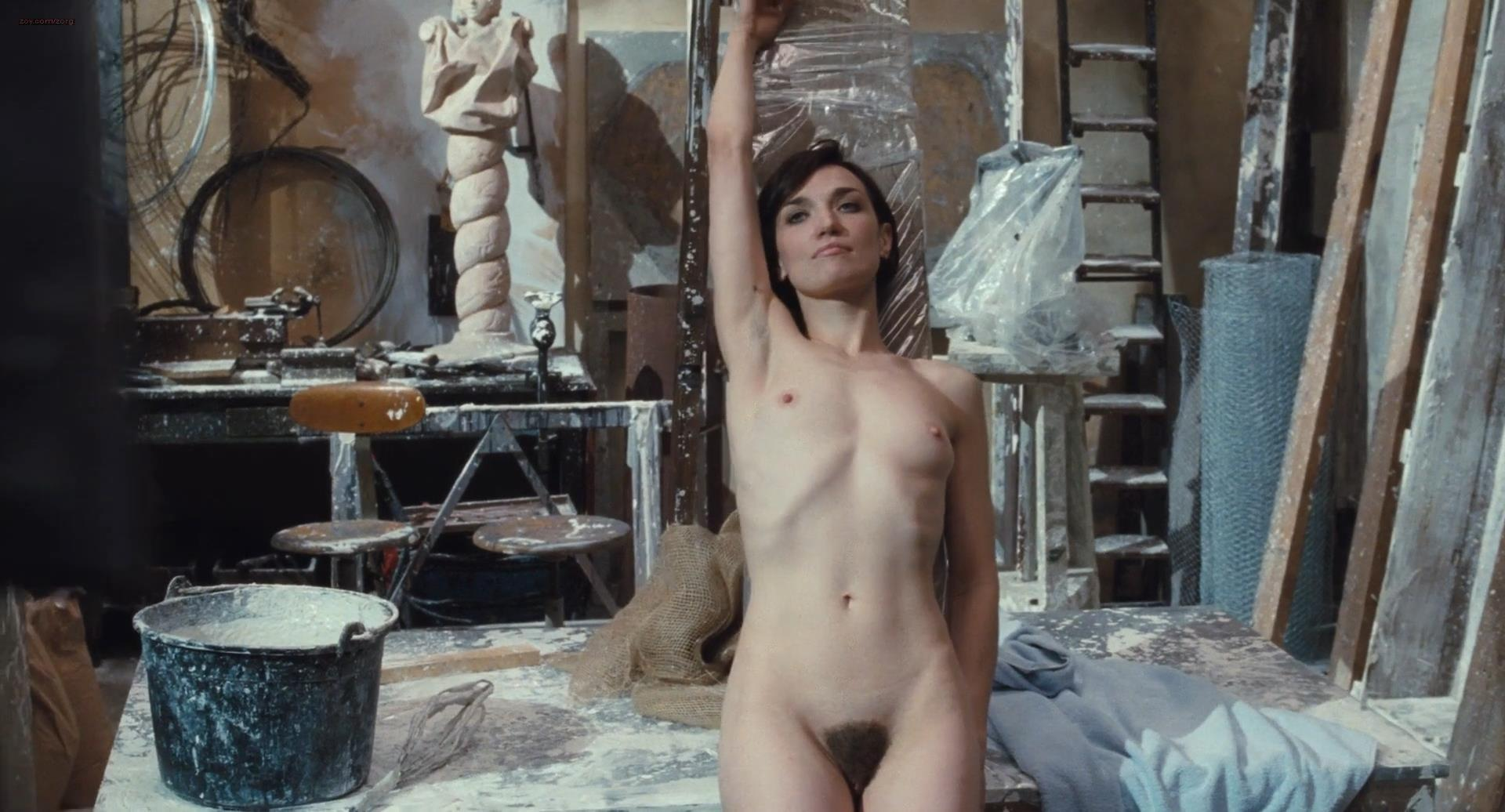 Micaela Ramazzotti nude bush topless and skinny dipping with  Martina Gedeck and Angelique Cavallari full nude in – Anni felici (IT-2013) hd1080p