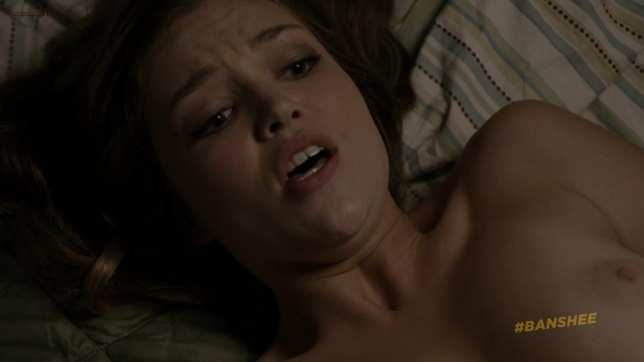 Lily simmons trieste kelly dunn banshee s2e06