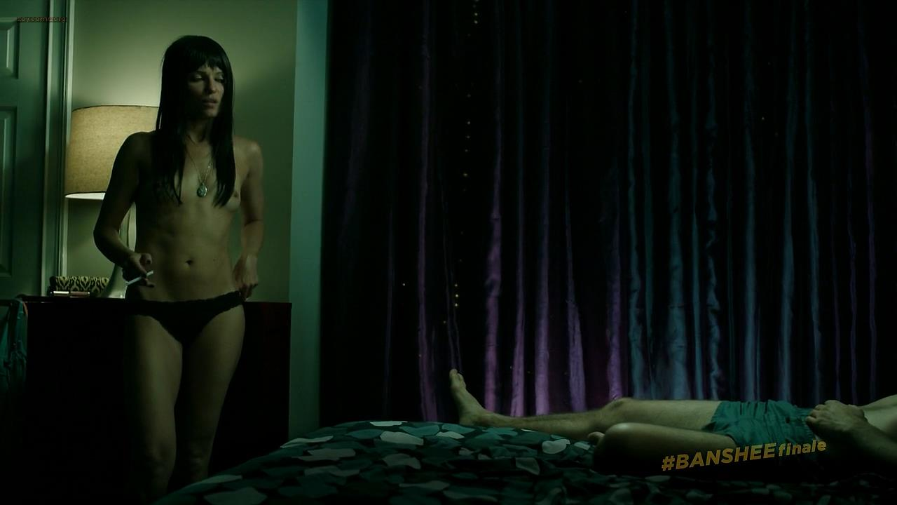 Ivana Milicevic nude topless and sex - Banshee (2014) s2e10 720p
