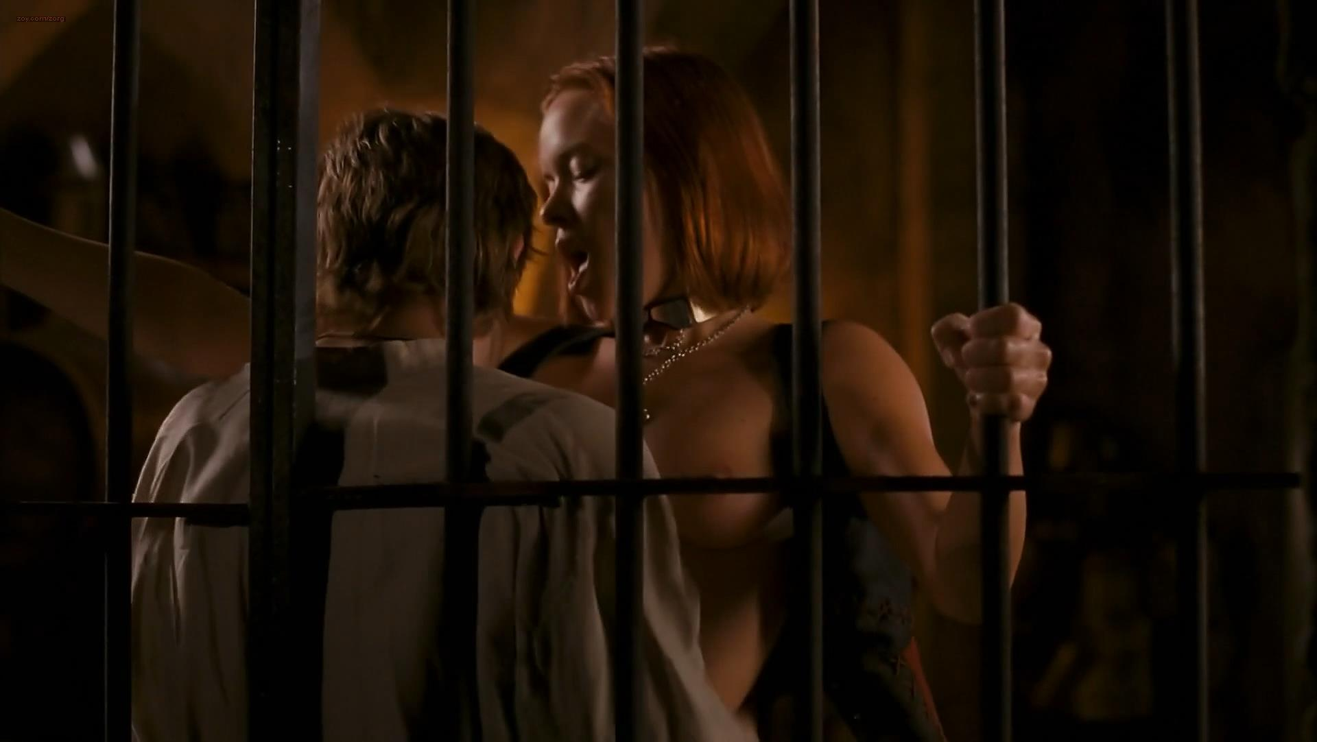 Kristanna Loken nude topless and sex in – BloodRayne (2005) hd1080p