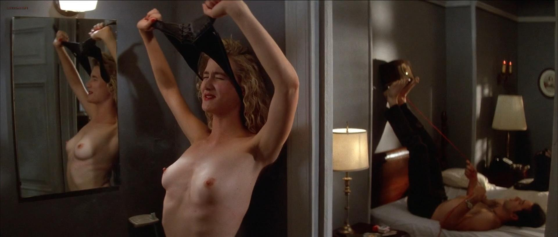 Laura Dern nude topless in - Wild at Heart (1990) hd1080p