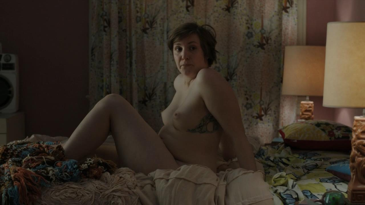 Lena Dunham nude topless and sex - Girls (2014) s3e11 hd720p