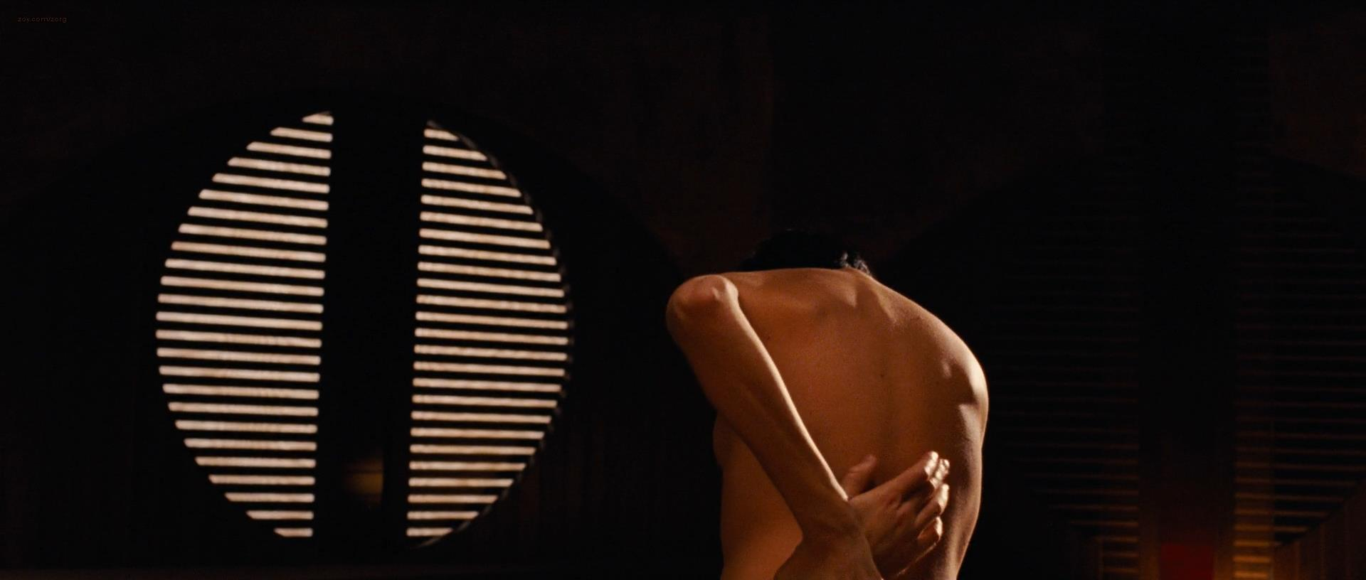 charlez theron nude and naked aeon flux