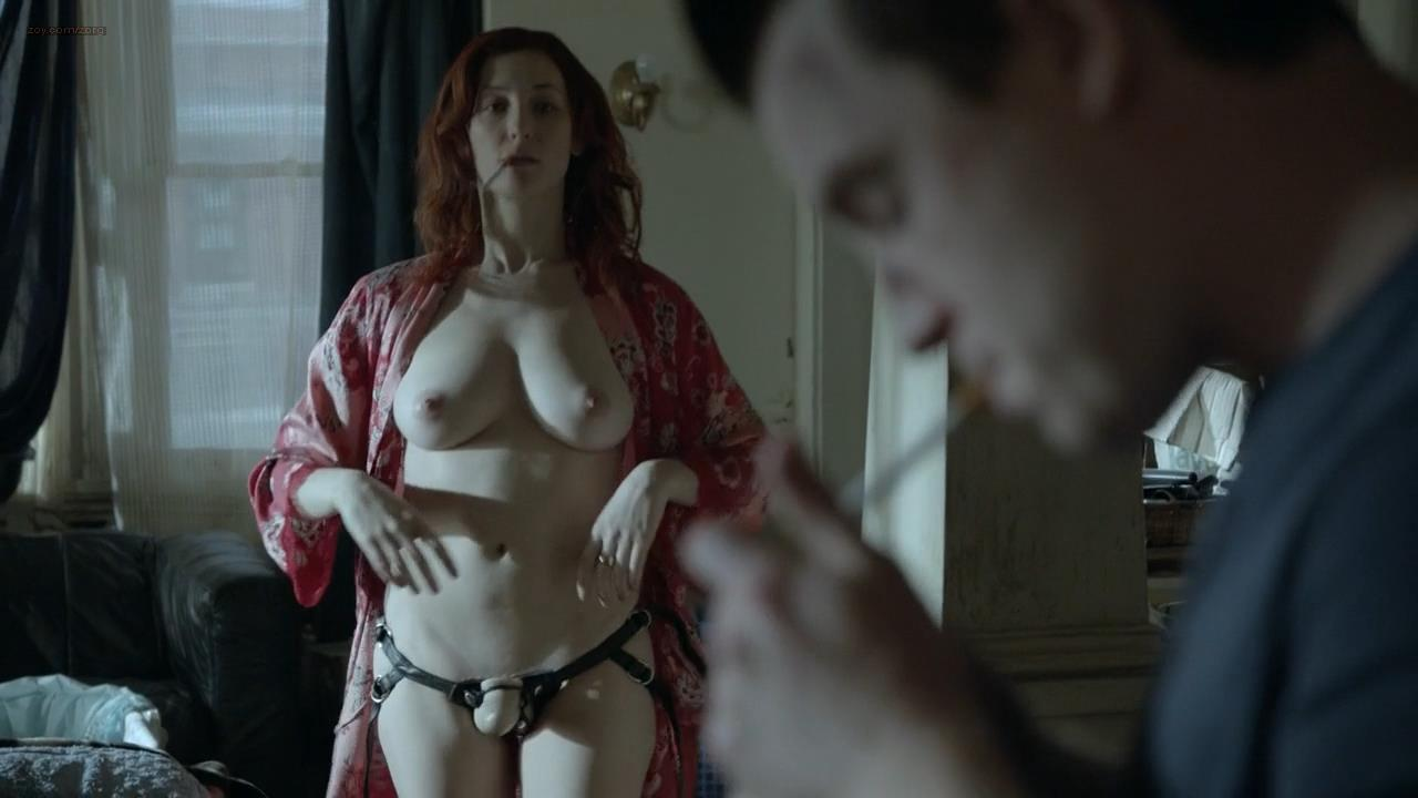 Daria Badanina nude topless in - Shameless (2014) s4e12 hd720p