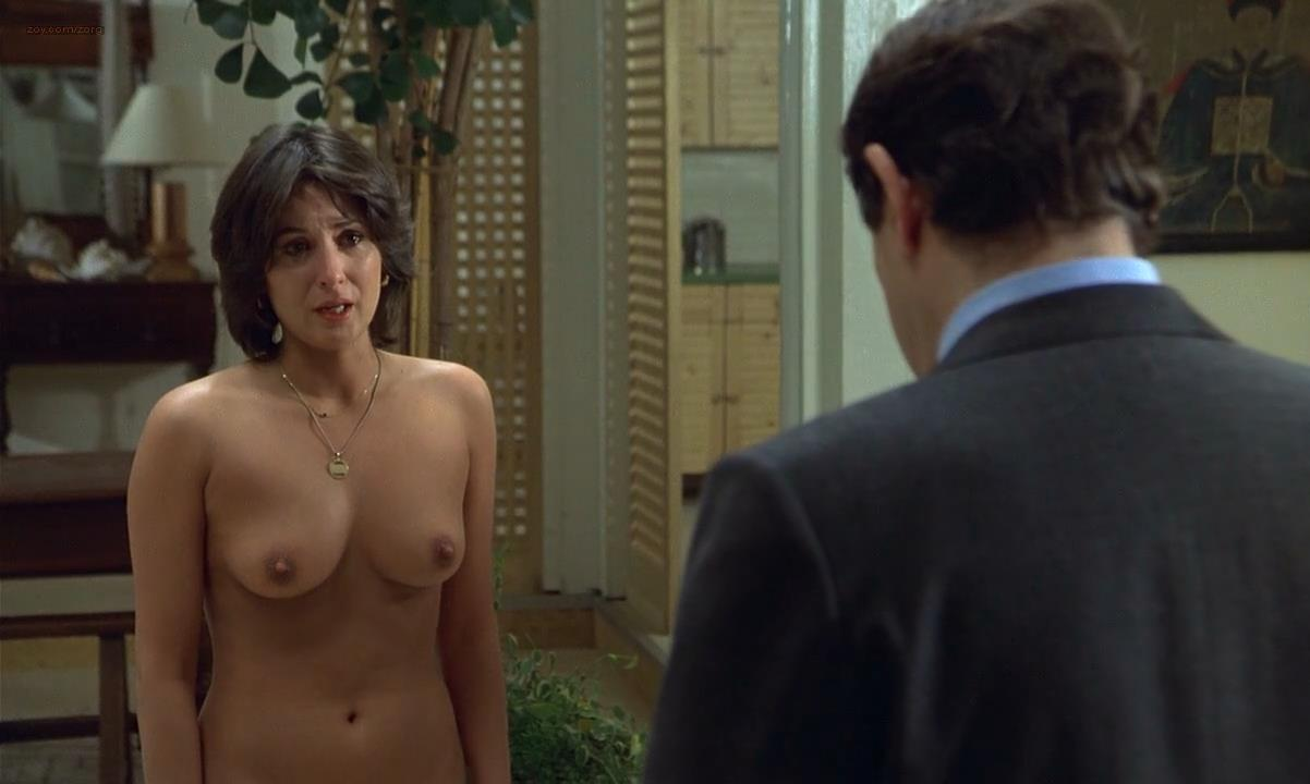 Elisabeth Margoni nude topless and butt - Le Professionnel (FR-1981) hd720p
