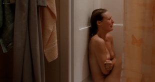 Glenn Close nude brief topless in shower and Meg Tilly not nude but hot in - The Big Chill (1983) HD 1080p (2)