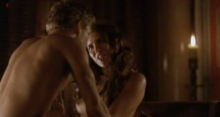 Lucía Jiménez nude topless and sex - Ben Hur S1E1 (2010) (2)