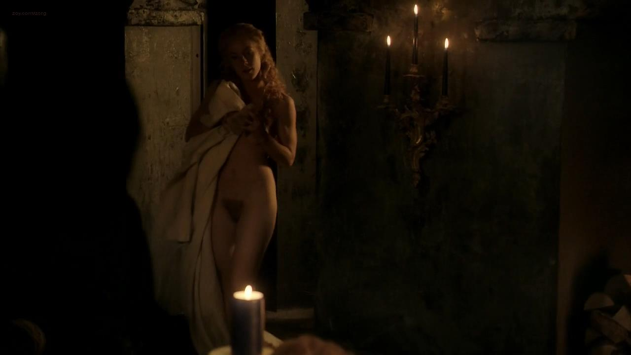 Jeany Spark nude full frontal and sex in - Da Vinci's Demons (2014) s2e8 hd720p