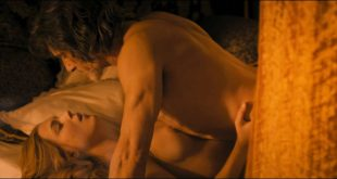 Nora Arnezeder nude topless butt sex and very very hot in French movie - Angélique (FR-2013) HD 1080p BluRay (5)