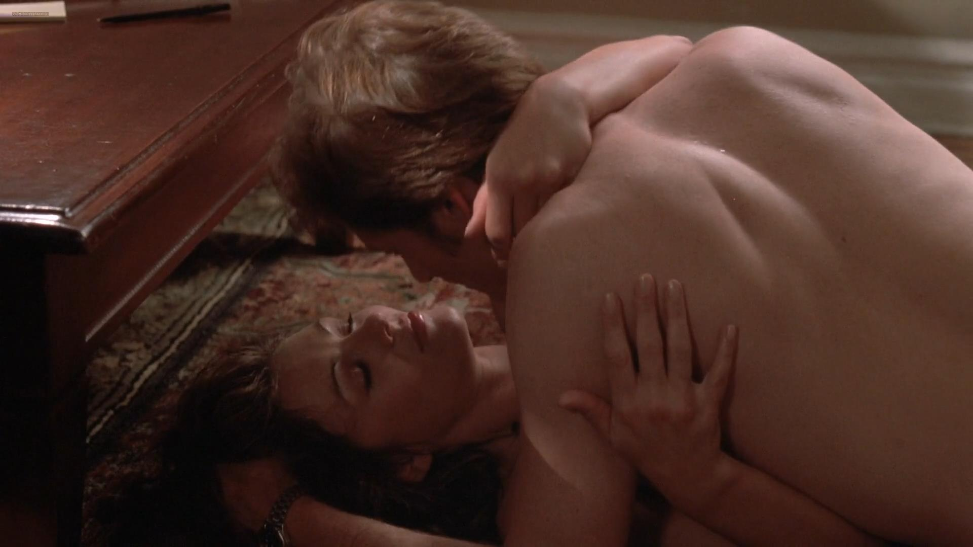 Elizabeth Hurley hot and sex - Double Whammy (2001) hd1080p