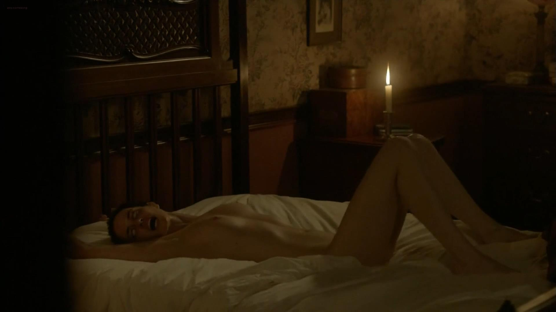 Eva Green nude topless and sex - Penny Dreadful (2014) s1e5 hd720/1080p with slow motion