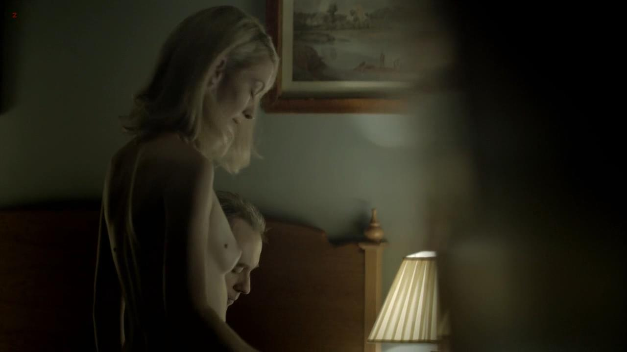 Helen Kennedy nude butt and side boob - Hunted s1e2 hd720p