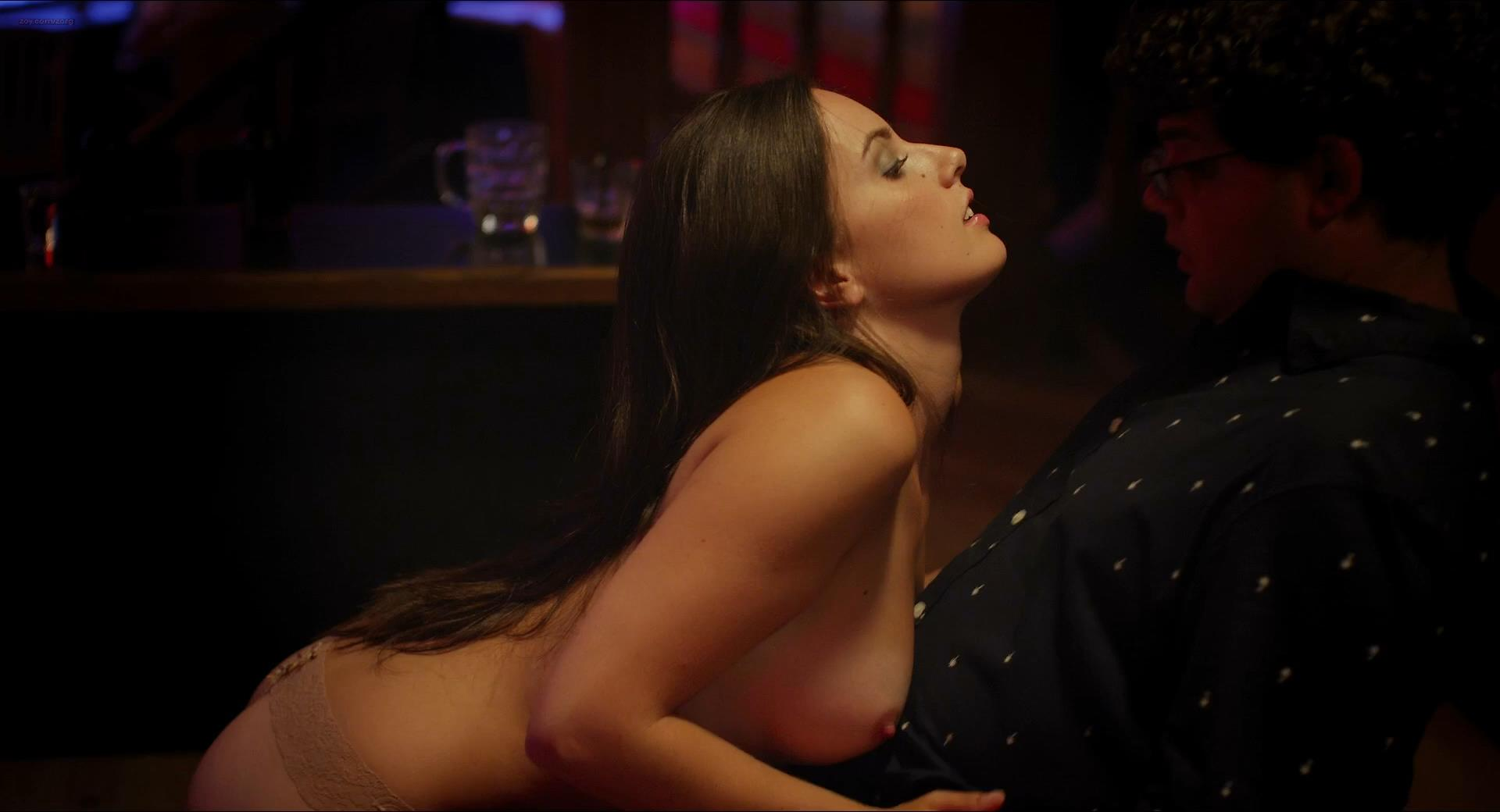 Karyn Halpin nude as stripper Merritt Patterson hot and sex and others nude - Kid Cannabis (2014) hd1080p