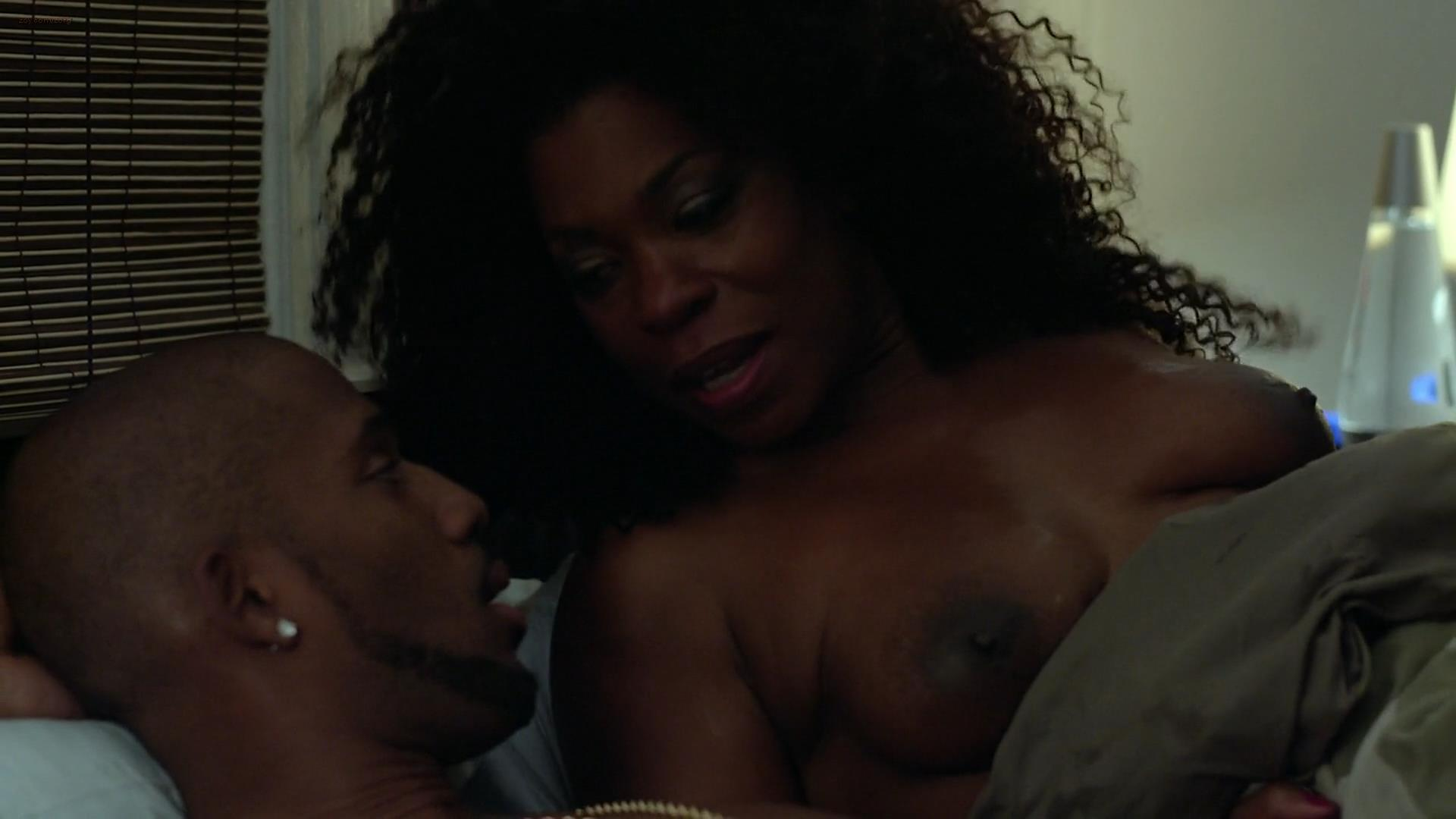Lorraine Toussaint nude topless – Orange is the New Black (2014) s2e12 hd1080p