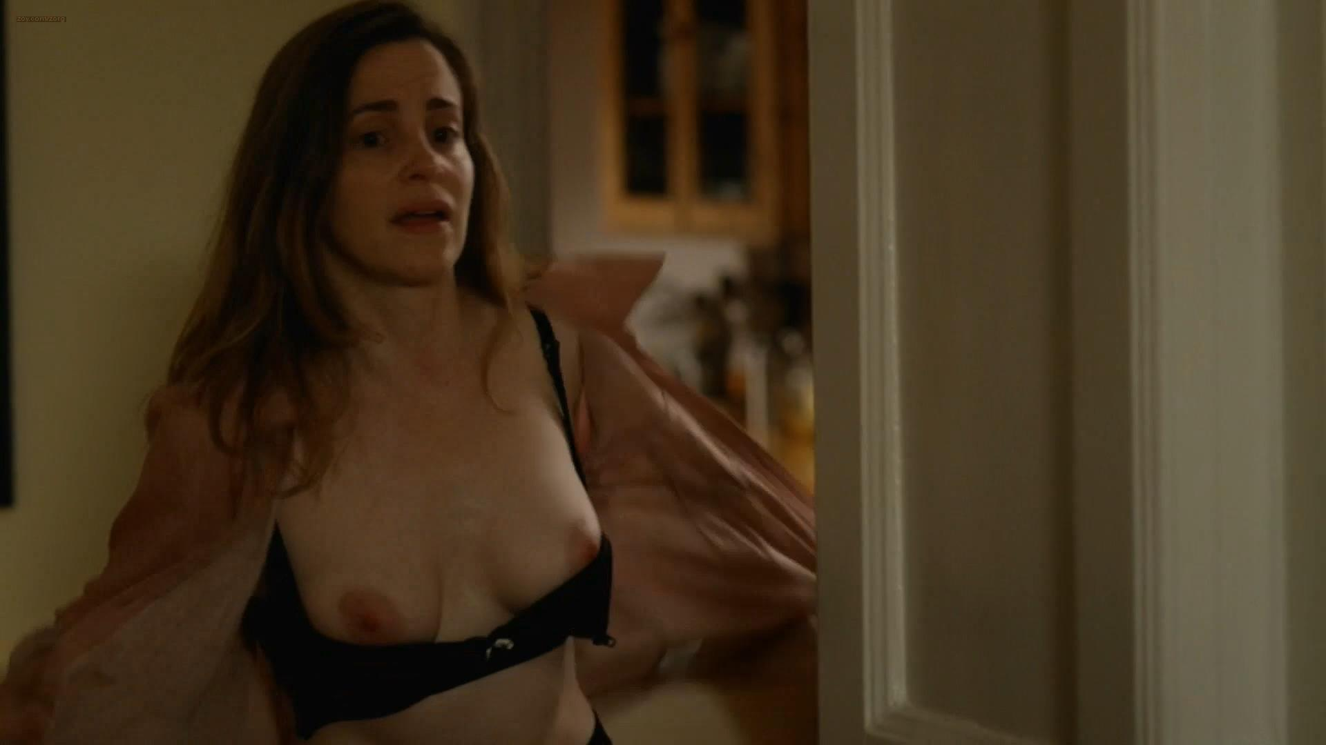 Lucy walters sex scene doggystyle amp topless power s03e04 2016 9