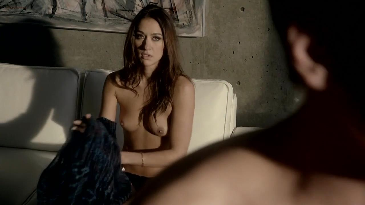 Tasya Teles nude butt and sex - Rogue (2014) s2e3 hd720p