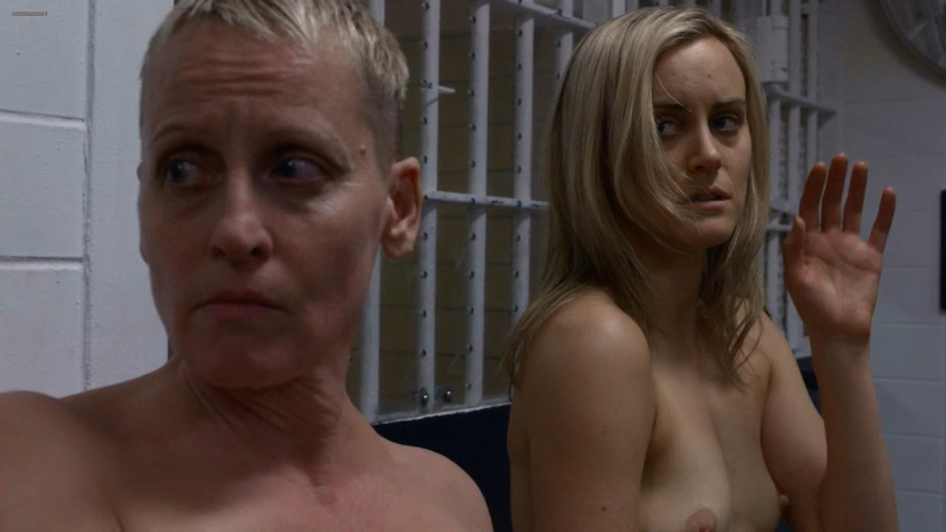 Taylor Schilling nude topless – Orange is the New Black (2014) s2e1 hd1080p