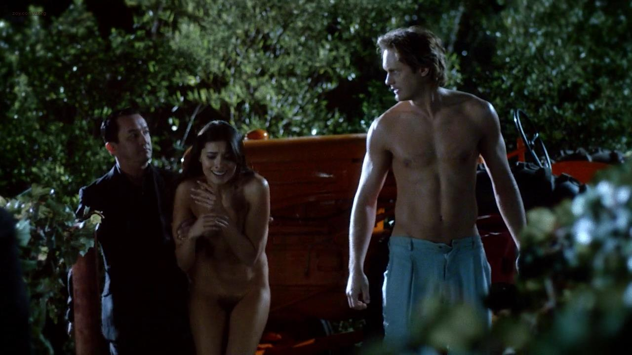Gabriella Wright nude full frontal and bush - True Blood (2014) s7e3 hd720p (13)