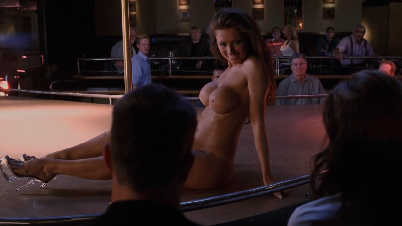 Holly Eglington nude topless as stripper - Numb (2007) hd720p