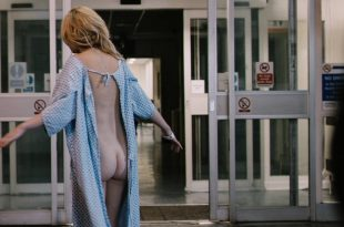 Imogen Poots butt naked in - A Long Way Down (2014) HD 1080p (8)