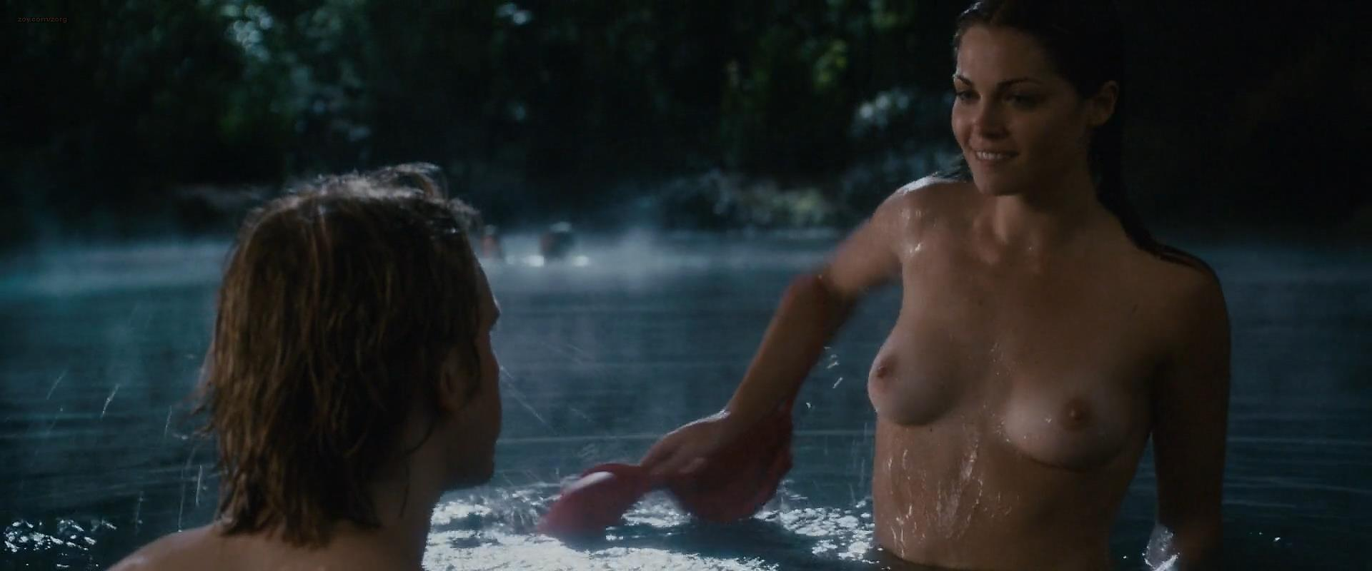 Kate French nude topless and skinny dipping - Fired Up (2009) hd1080p