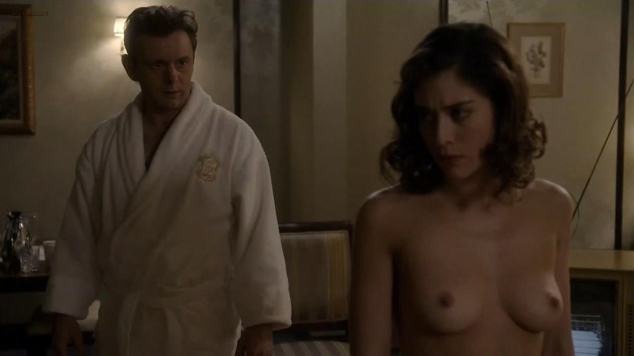 Lizzy Caplan nude topless and butt naked - Masters of Sex (2014) s2e3 hd720p (8)