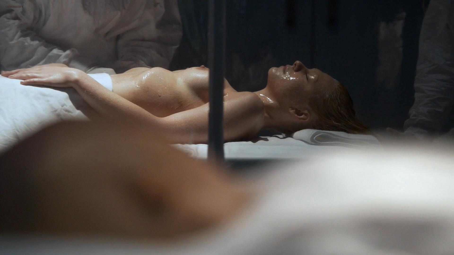 Alexandra Gordon nude in – Hemlock Grove (2014) s2e7-8 hd1080p