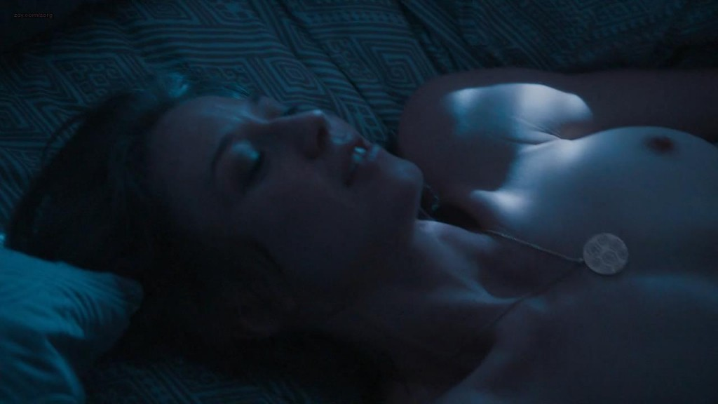 Carrie Coon nude topless and sex - The Leftovers (2014) s1e7 hd720p (8)